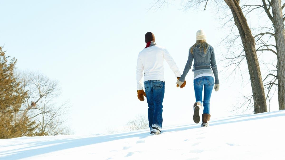 Влюбленные часто неразлучны. Фото с сайта wallpaperstag.net