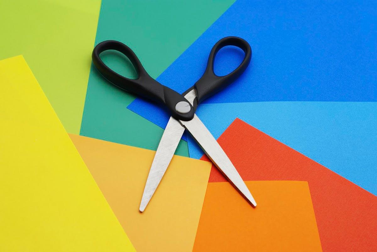 Запаситесь цветной бумагой. Фото с сайта kaskus.com