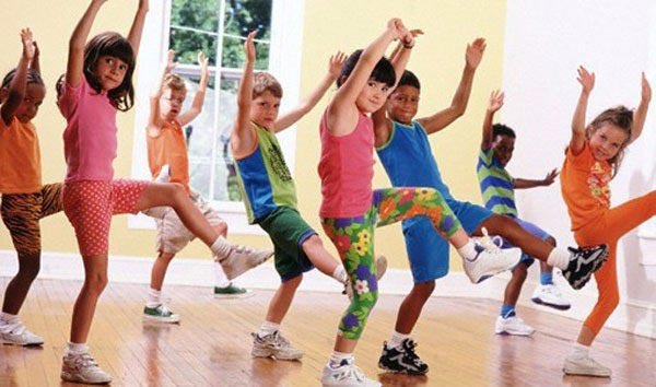 Под музыку должно быть возможно танцевать. Фото с сайта vk.com