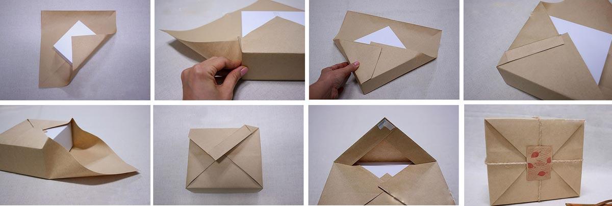 """Подарок в """"конверте"""". Фото с сайта 7darov.com"""
