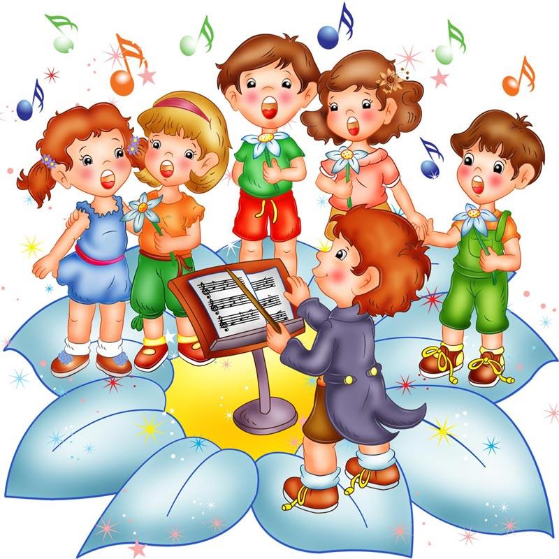 Песни должны быть известны малышам. Фото с сайта vk.com