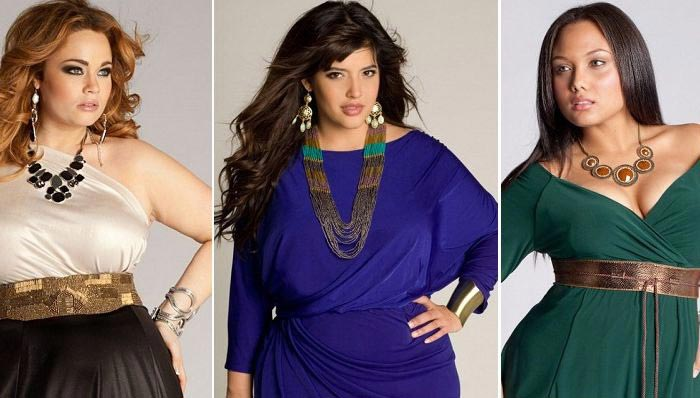 Широкие ожерелья для полных дам. Фото с сайта zdorovo.su