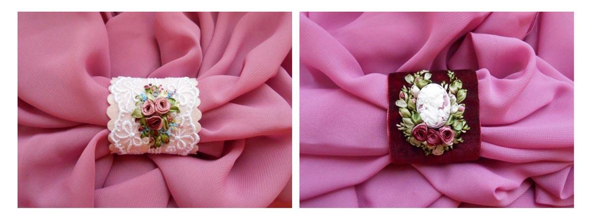 Оригинальные кольца для салфеток. Фото с сайта williz.ru