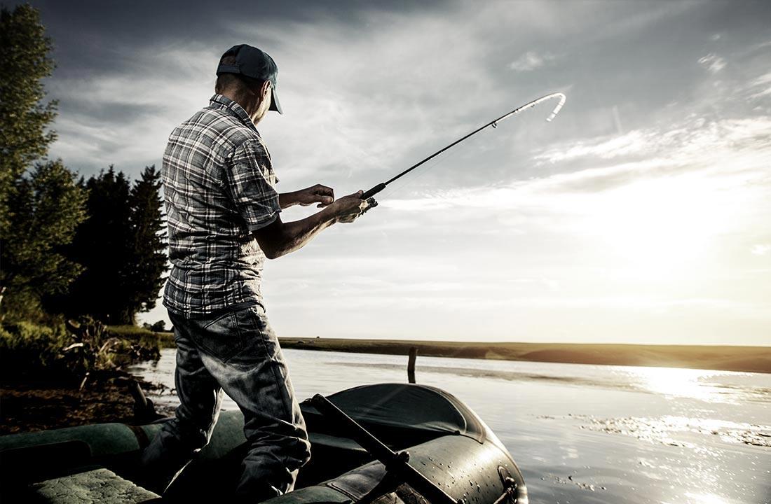 День рыбака - мужской праздник. Фото с сайта letaco.com