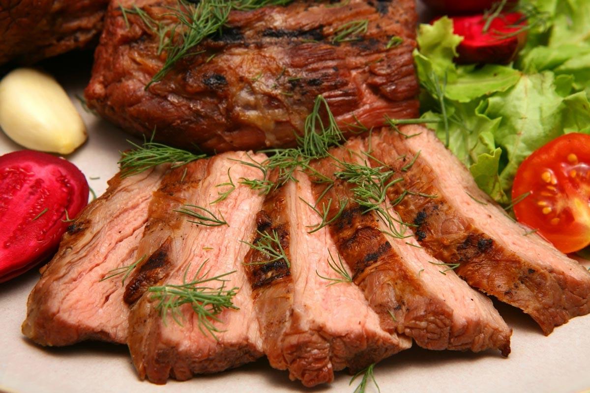 Аппетитное мясо. Фото с сайта zdorblog.com