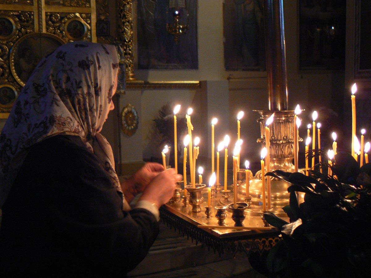 Прощеное воскресенье - религиозный праздник. Фото с сайта radikal.ru