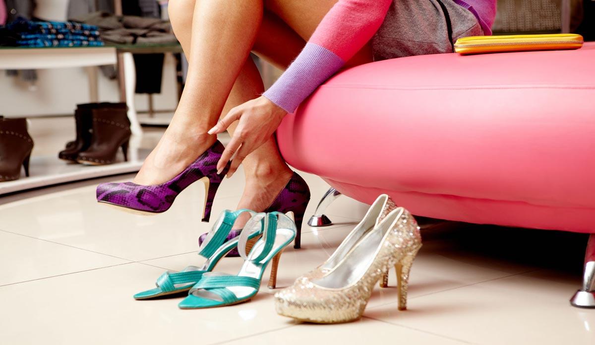Выбирайте удобную обувь. Фото с сайта www.gorspravka09.ru
