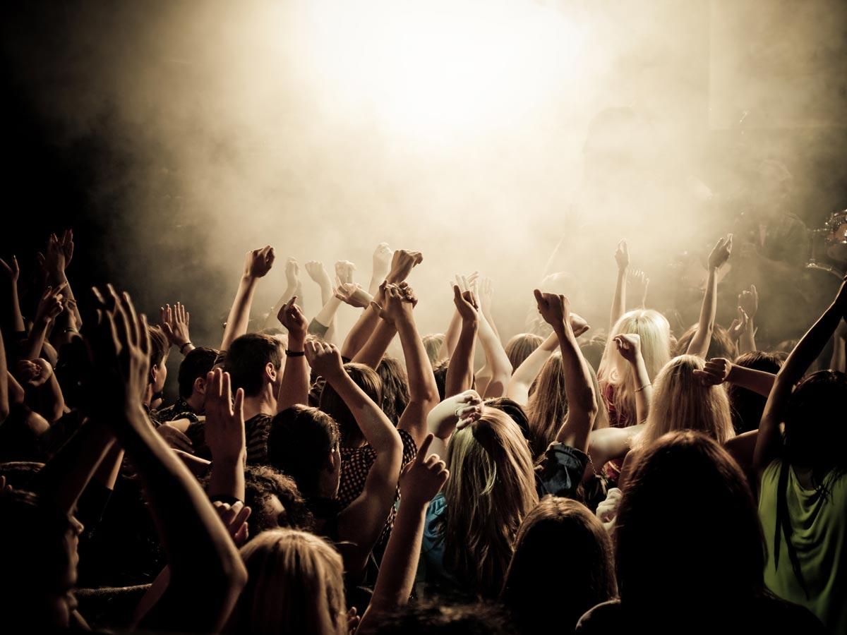Можно устроить концерт в честь дня студента. Фото с сайта rockmetalmag.fr