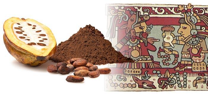 История шоколада. Фото с сайта spanishsaborami.com