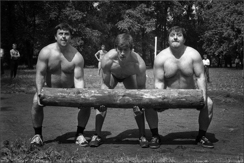 Конкурс для настоящих мужчин. Фото с сайта img-fotki.yandex.ru