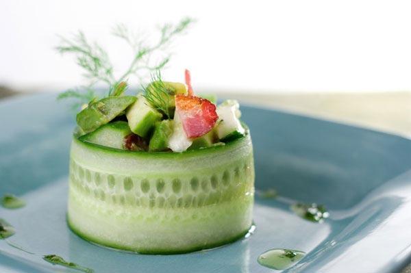 Интересная подача привычного салата. Фото с сайта sheknows.com
