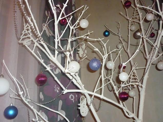 Необычная новогодняя елка. Фото с сайта photo.7ya.ru