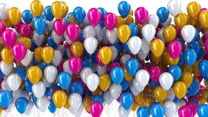 Пусть шаров будет много! Фото с сайта biglion.ru