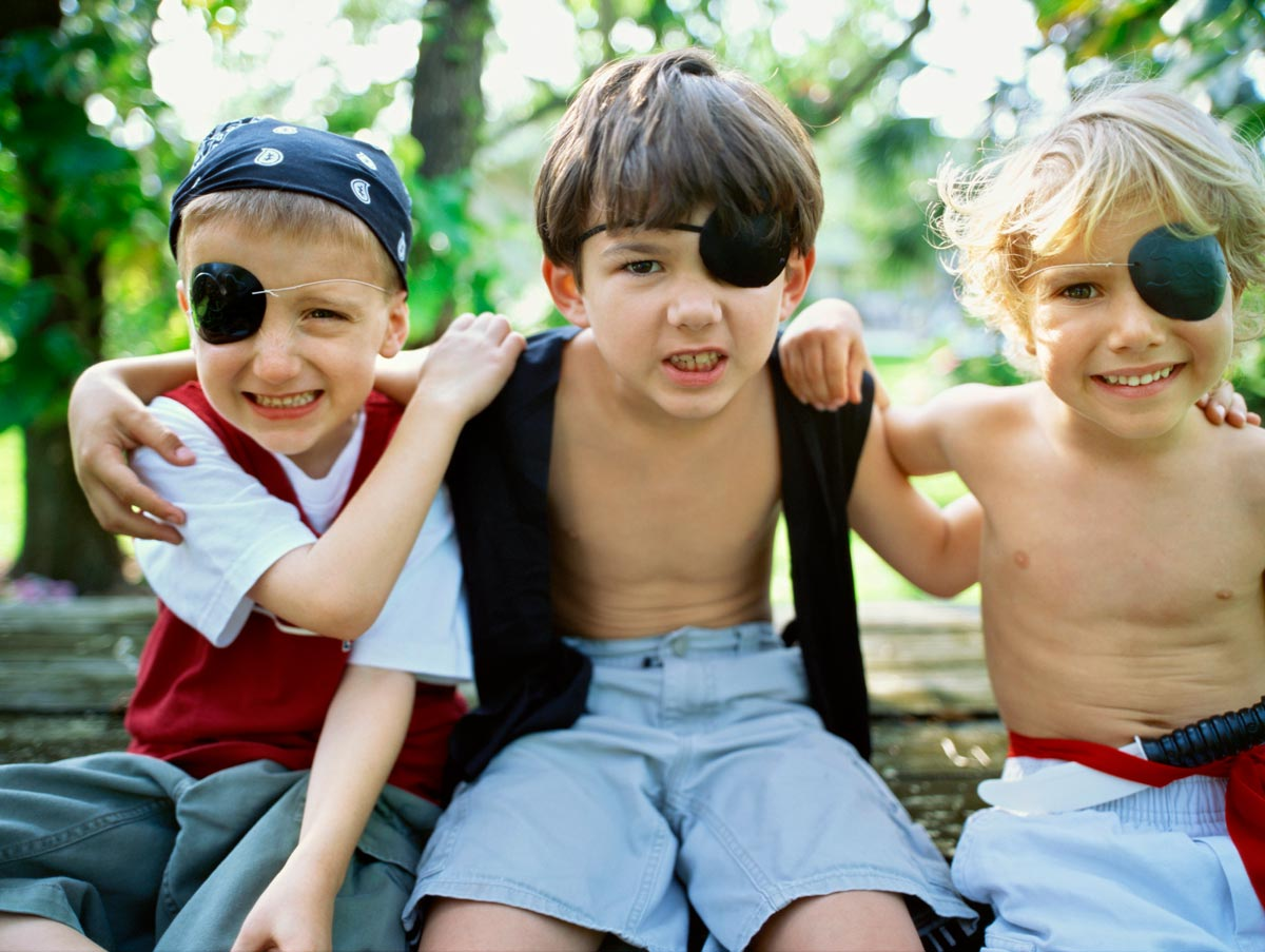 Пиратская вечеринка. Фото с сайта skachatkartinki.ru