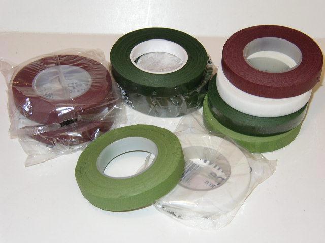 Различные клейкие ленты. Фото с сайта house-flora.ru