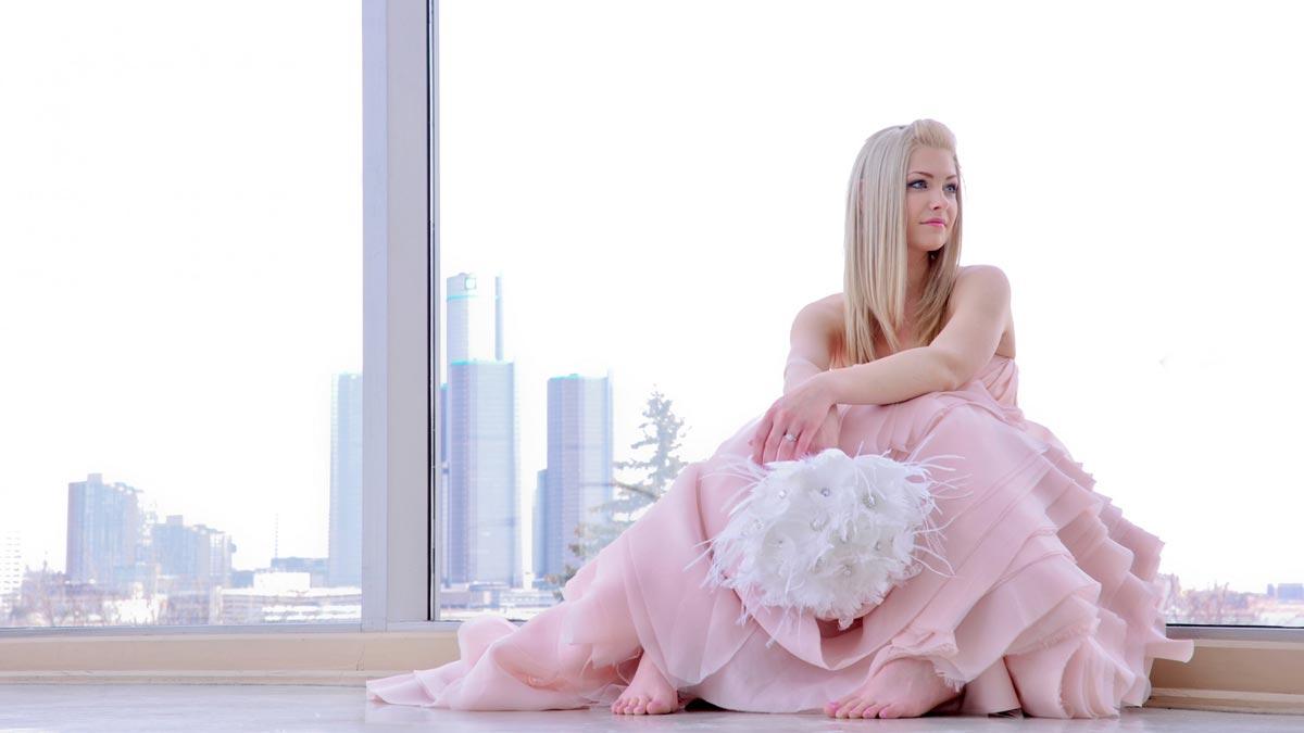 Воздушный розовый. Фото с сайта pixok.com