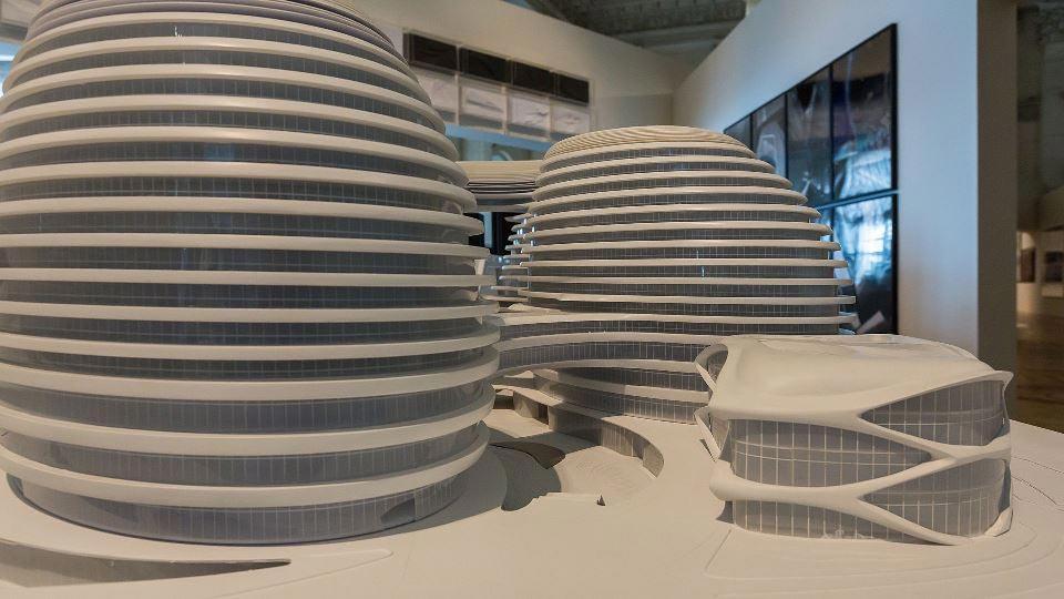 Строительный макет. Фото с сайта 2x3studio.ru