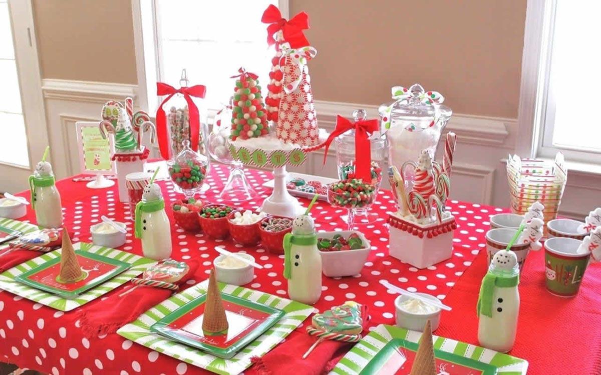 Сервировка праздничного стола. Фото с сайта estoquieroyo.com.ar