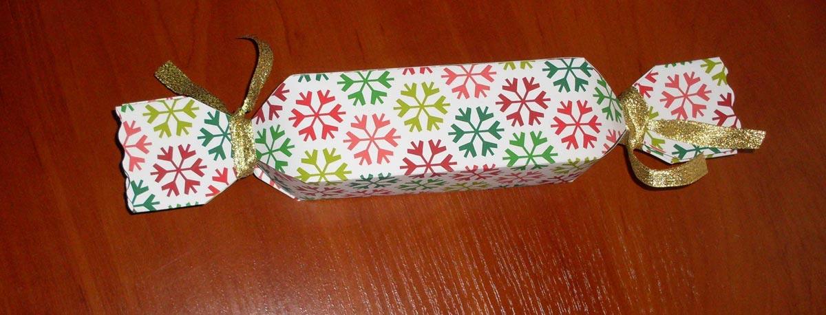 """Упаковка """"Конфета"""". Фото с сайта podarokhandmade.ru"""