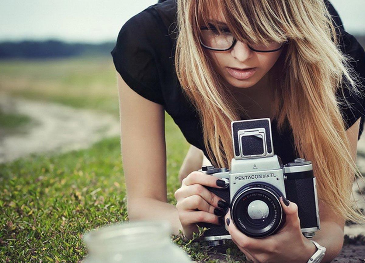 Если у девушки есть хобби, то его нужно поддерживать. Фото с сайта www.allwalls.net