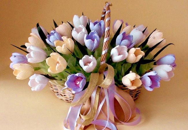 Цветы прекрасны в любом виде. А если они еще и вкусные...Фото: butonio.com.ua