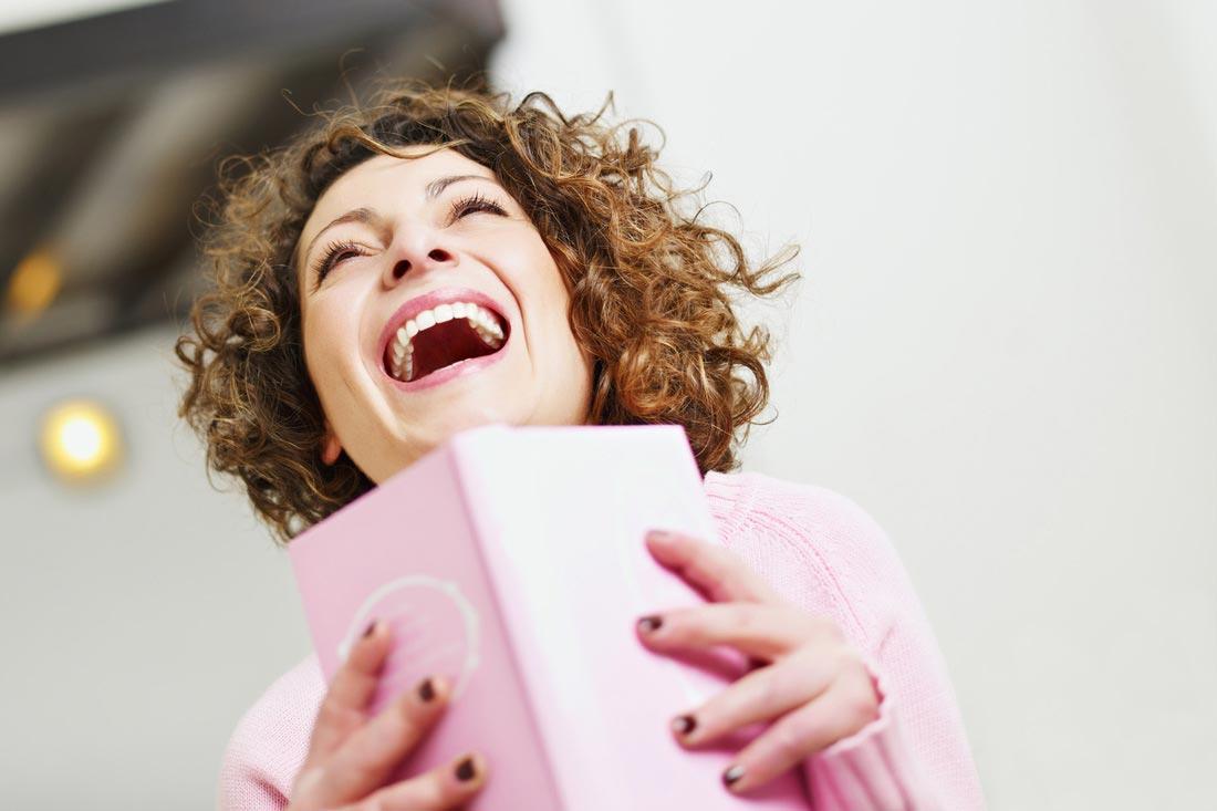 Если получится всех рассмешить - праздник удастся на славу. Фото с сайта www.kleo.ru