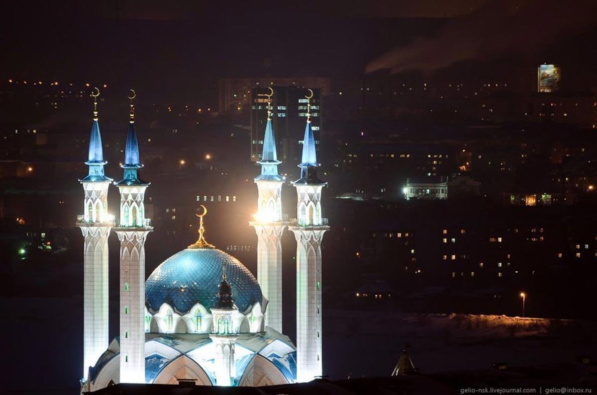 Татарстан - нетривиальный выбор места для празднования Нового года. Фото с сайта vse42.ru