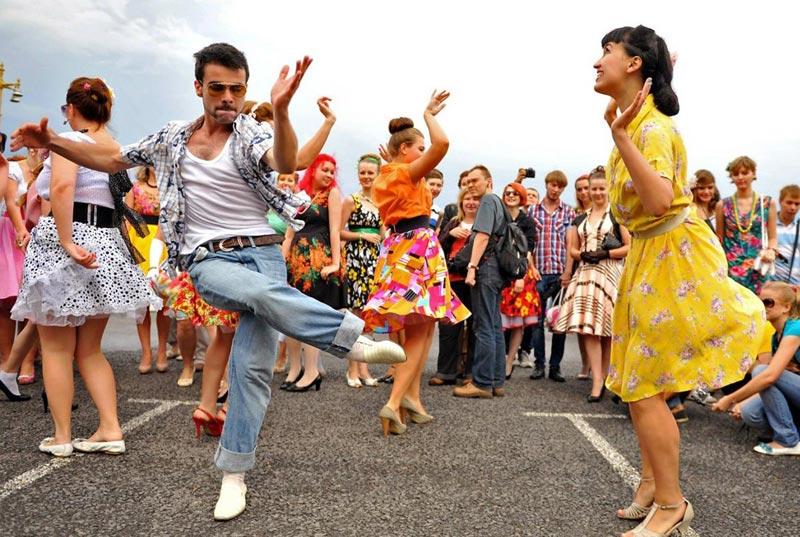 Танцы играют важную роль. Фото с сайта mosreg.ru