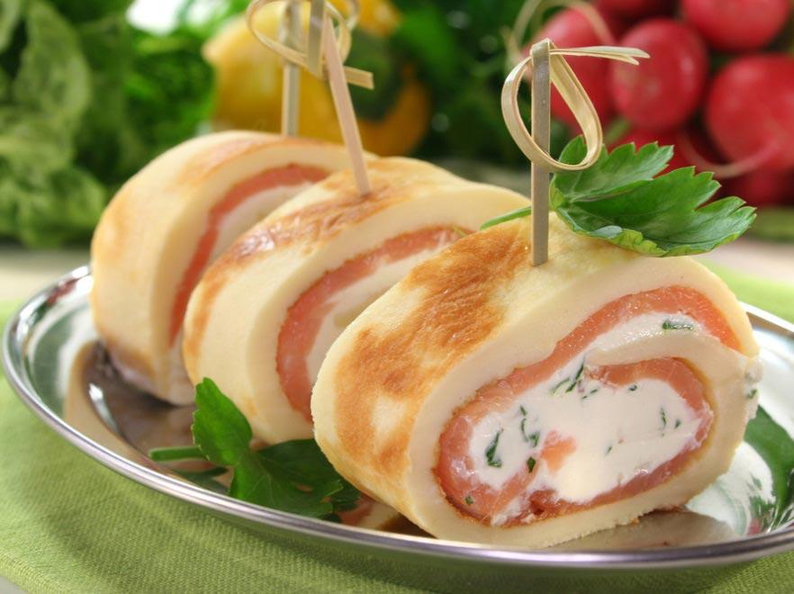 Рулетики - отличное порционное блюдо. Фото с сайта dziennik.pl