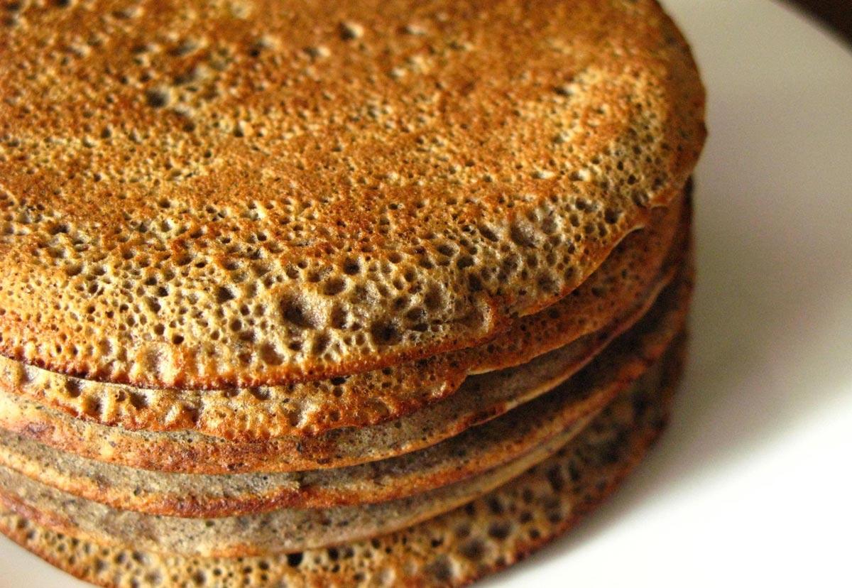Вкусные блины без молока. Фото с сайта oeda.org.ua