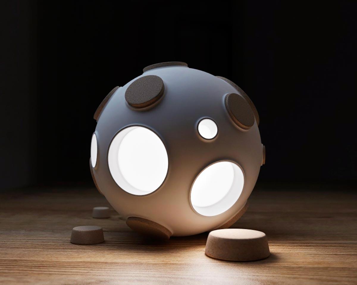 Светильник обычной формы. Фото с сайта blog.gessato.com