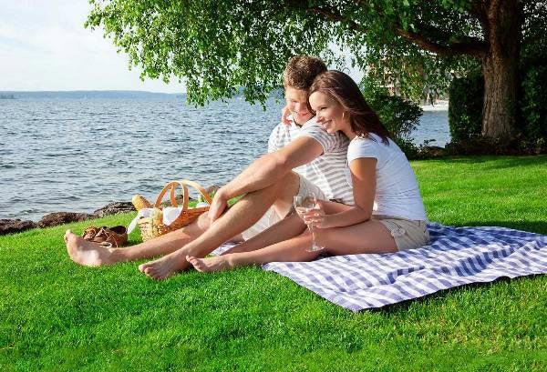 Устройте романтичное приключение для двоих. Фото с сайта www.desantis.com