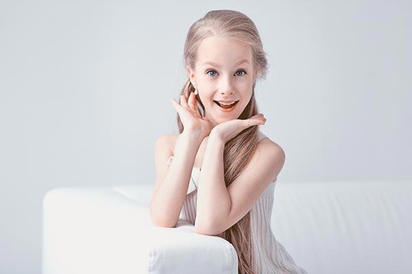 У девочки должны быть свои секреты. Фото с сайта fotochki.com