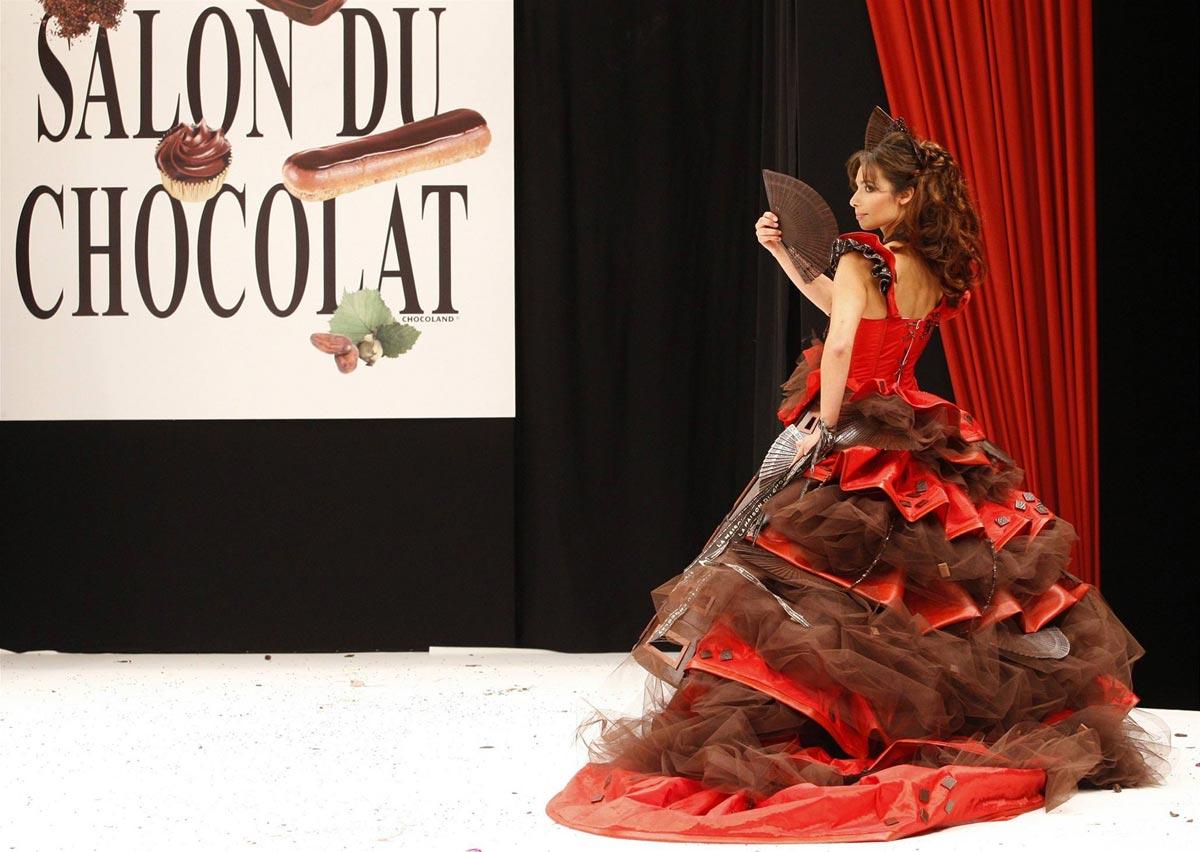 Праздник шоколада. Фото с сайта lidovky.cz