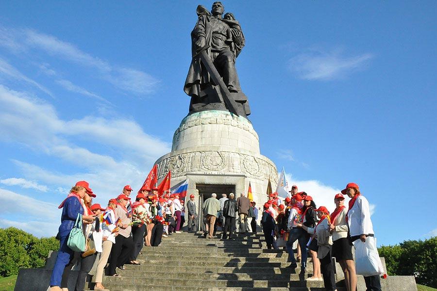 Мероприятия для детей на 9 Мая. Фото с сайта www.protvino.ru