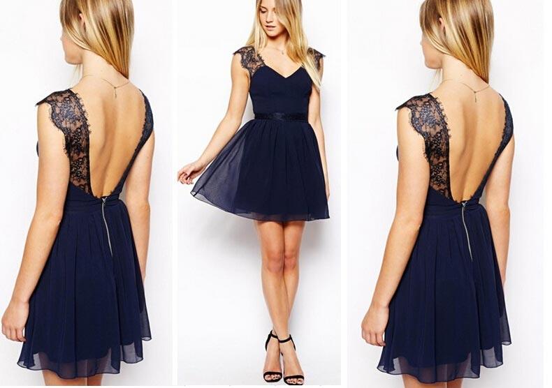 Скромное платье выше колена. Фото с сайта alicdn.com