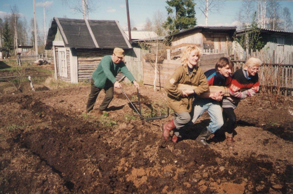 Отправьтесь на дачу. Фото с сайта latifundist.com