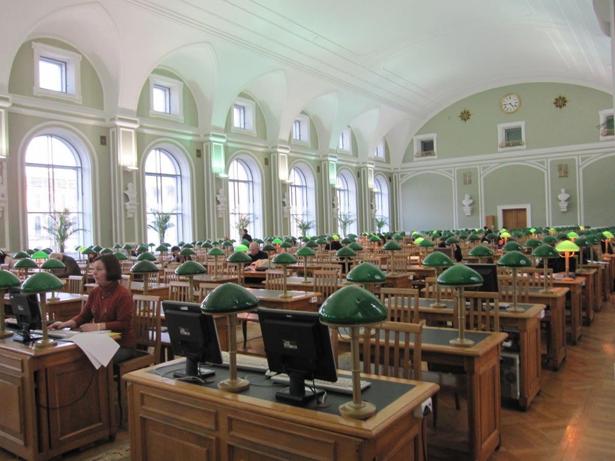 Пустующие библиотеки. Фото с сайта moov-vmf.ru