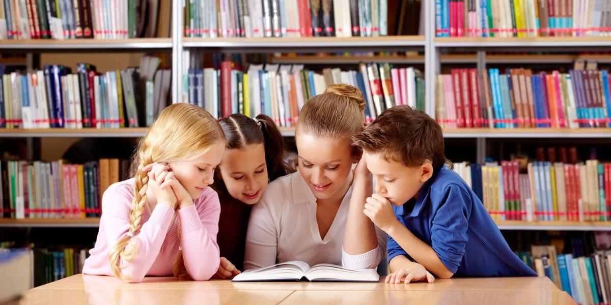 Расскажите детям новые истории. Фото с сайта www.wadekach.com