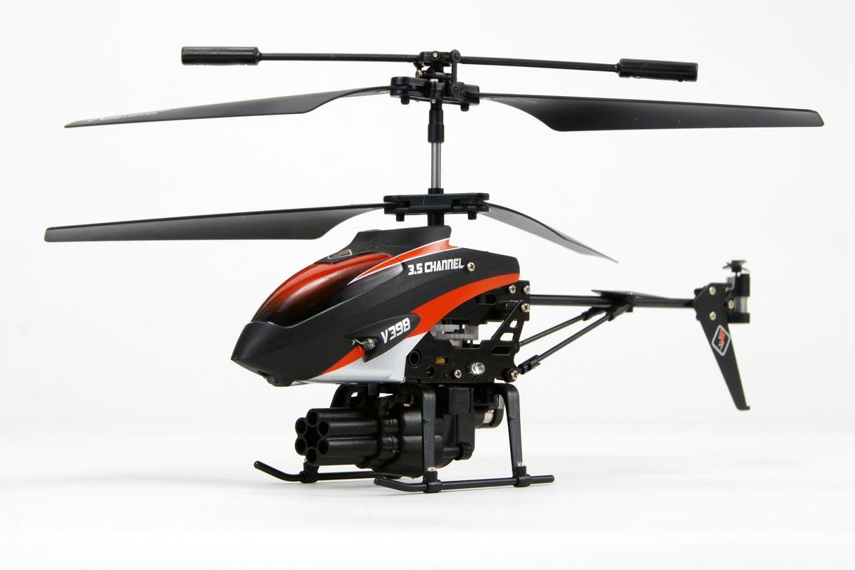 О радиоуправляемом вертолете мечтают не только малыши. Фото с сайта hobbyclub.com.ua