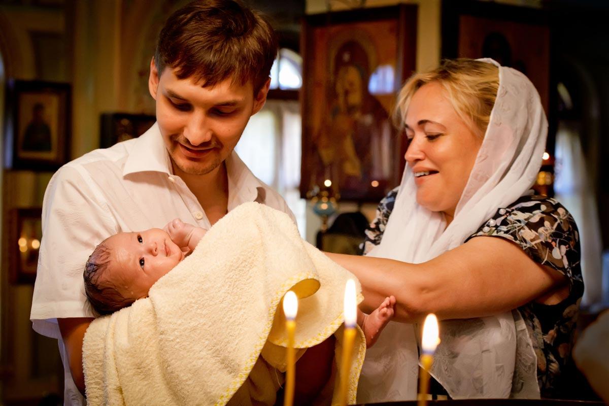 Ребеночек получит новое церковное имя. Фото с сайта lifeisphoto.ru