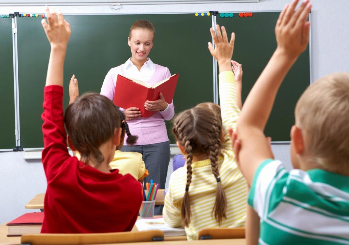 Лучший подарок - все готовы к уроку. Фото с сайта newsprom.ru
