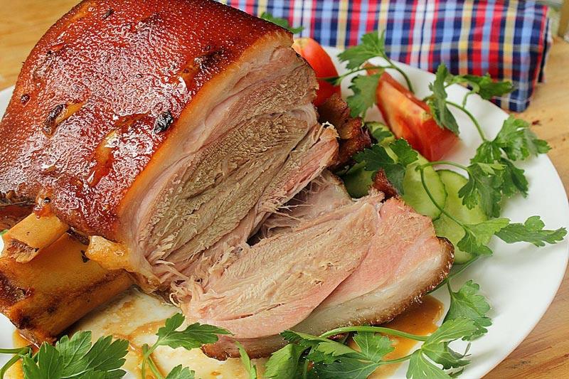 Вкусное мяско на 23 февраля. Фото с сайта povar.co