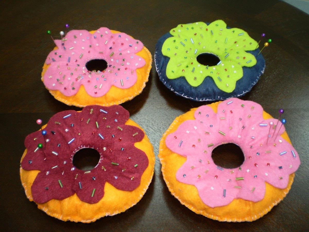Игольницы-пончики. Фото с сайта vse.kz