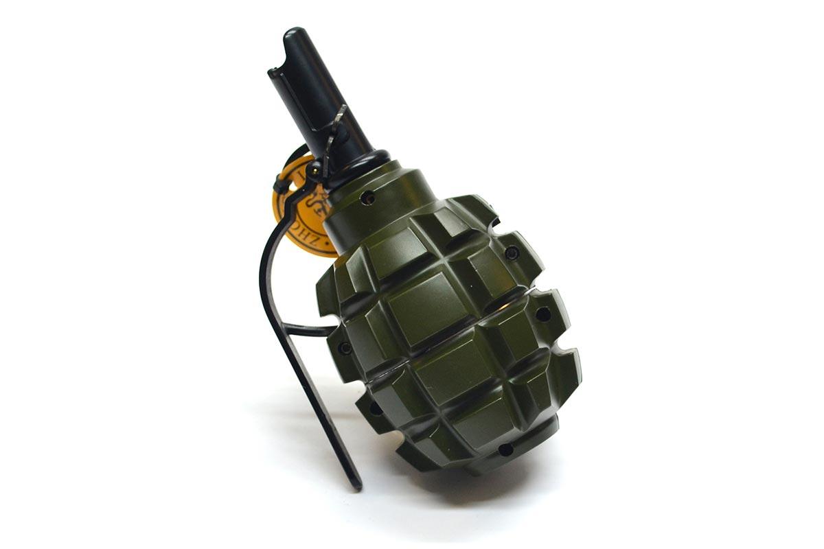 Шуточная граната. Фото с сайта gunmodel.ru