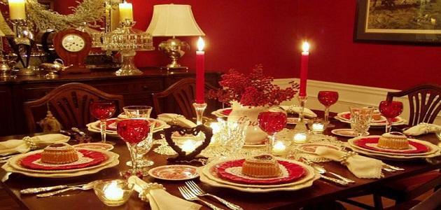14 февраля подойдет для семейного ужина. Фото с сайта mawdoo3.com