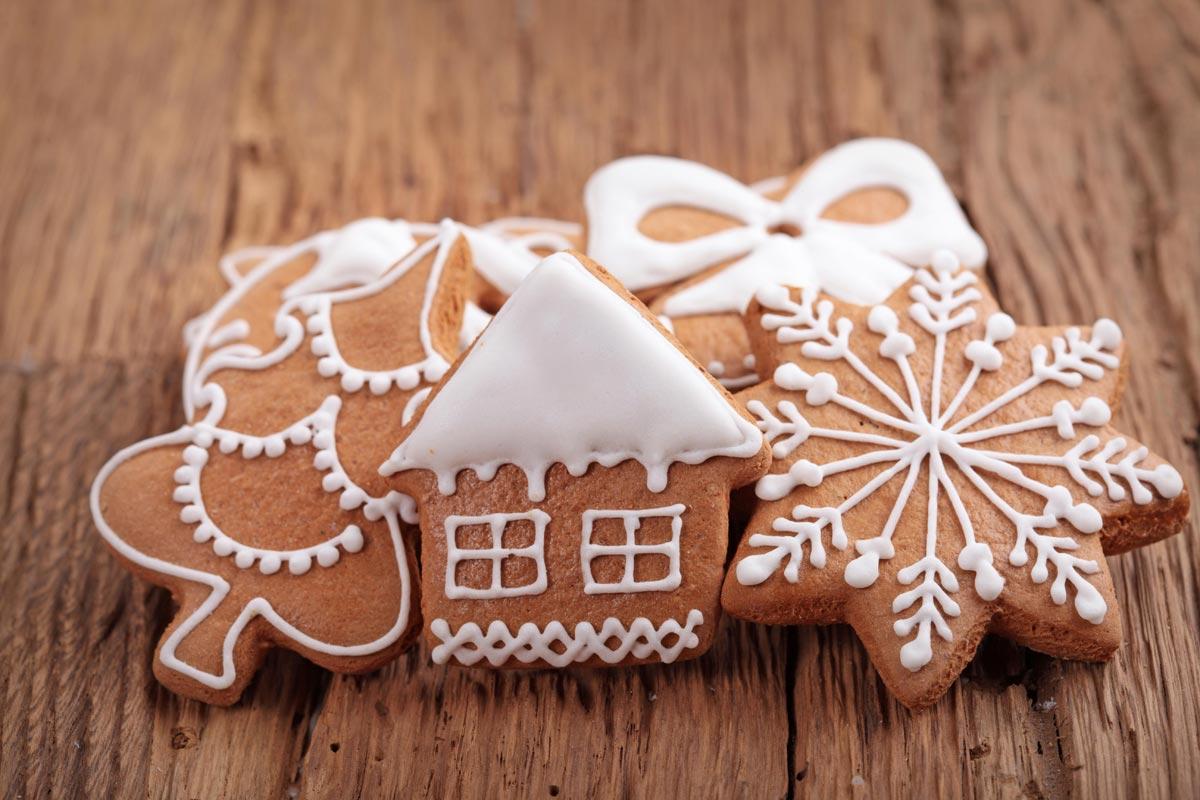 Имбирное печенье в качестве подарка. Фото с сайта hdwallpapers.cat