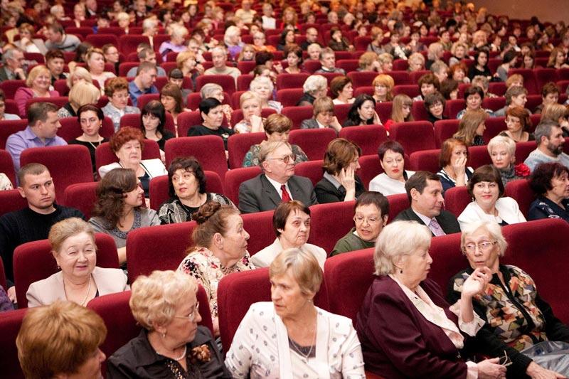 Концерт к Дню социального работника. Фото с сайта smteatr.ru