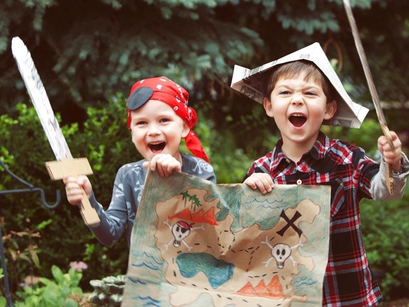 Веселая пиратская вечеринка. Фото с сайта kudago.com