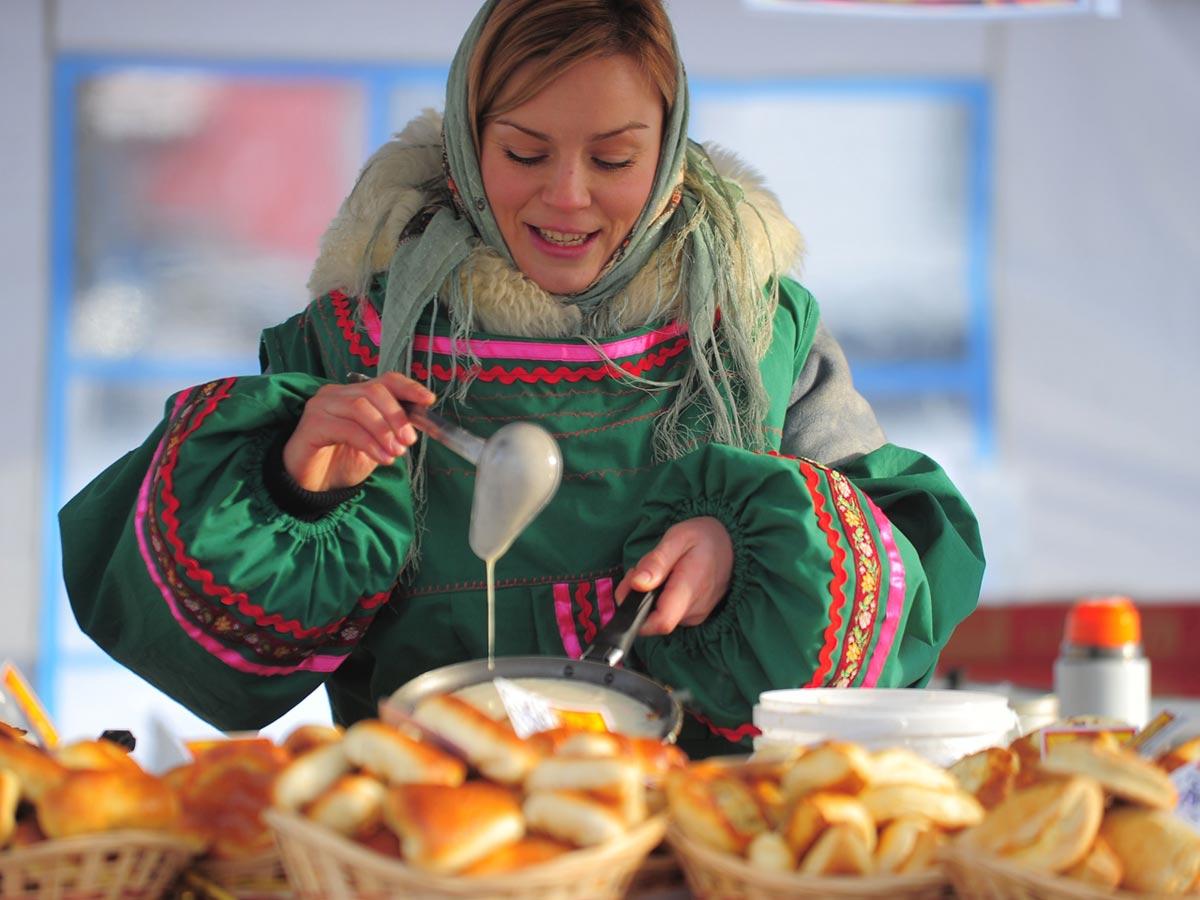 Блюда на Масленицу. Фото с сайта www.magput.ru